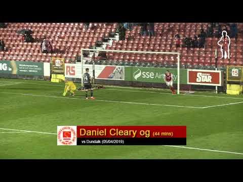 Goal: Daniel Cleary OG (vs Dundalk 05/04/2019)