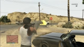 GTA 5 Health and Armor Cheat Code + All Weapons PS3 + Xbox 360 (Grand Theft Auto 5 Cheats)