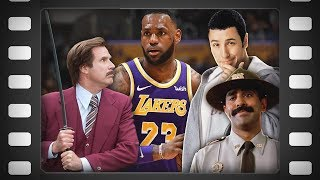 LeBron James and the Lakers' EMBARRASSING 2018-19 Season Summed Up In HILARIOUS Movie Clips