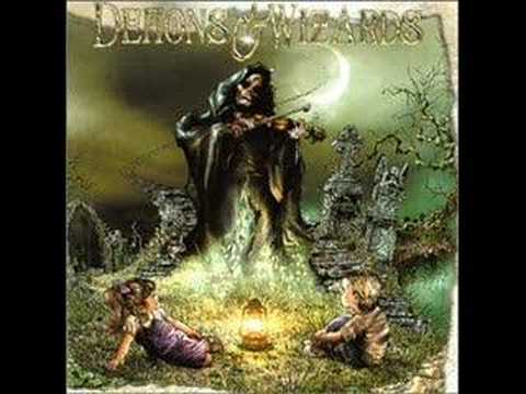 Demons Wizards - Path Of Glory