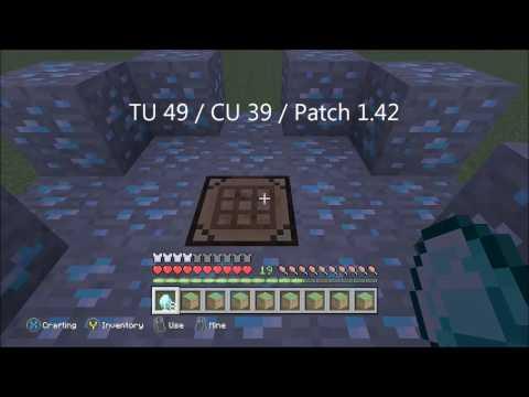 Easy Minecraft DUPLICATION GLITCH - UPDATE VIDEO [TU49/CU39/1.42] *STILL WORKS*