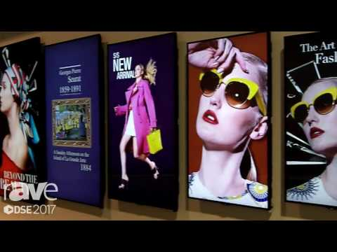 DSE 2017: LG Talks About the Ultra-HD Signage Line-Up