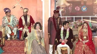 Akram Udas With Naseem Vicky and Afreen Pari Stage Drama Chashme Baddoor Full Comedy Clip 2019