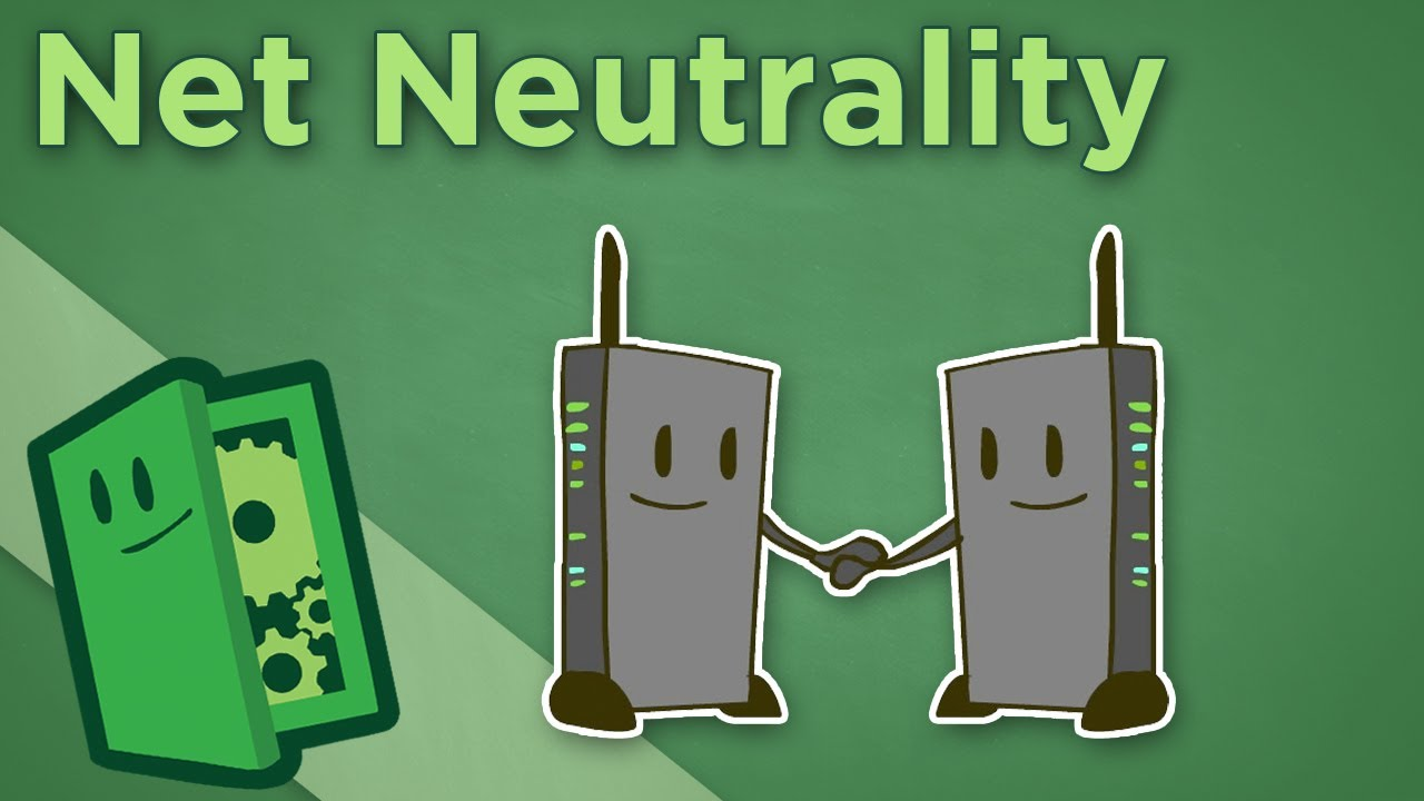 Extra Credits - Net Neutrality - What a Closed Internet ...