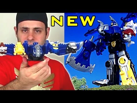 Epic Gosei Jet Review! Power Rangers Megaforce