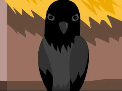 Thirsty Crow - 2d Animation (arena Animation Kankurgachi) video