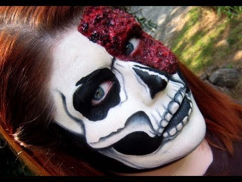 MY BLOODY SKULL: Makeup Tutorial