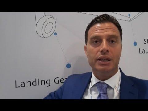 Lombardia Aerospace Cluster a Farnborough: Italiana Ponti Radio