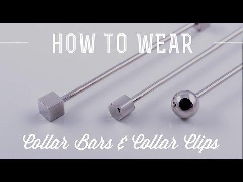 Collar Bar 1930s Aluminum