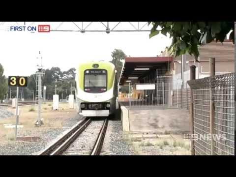 Ghost Train   9 News Perth