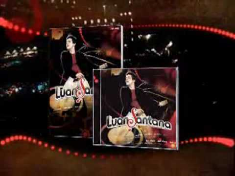 Propaganda - Cd e Dvd Luan Santana Ao Vivo [Som Livre