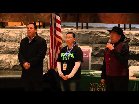 Comanche Nation Festival 1 - Welcome and Blessing
