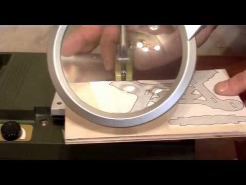 Увеличительное стекло на подставке своими руками