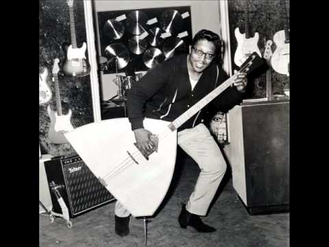 Bo Diddley - Mumblin' Guitar (live 1959)
