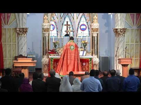 Malankara Mar Thoma Syrian Church Holy Qurbana By Rev. Jacob Varghese Part4 video