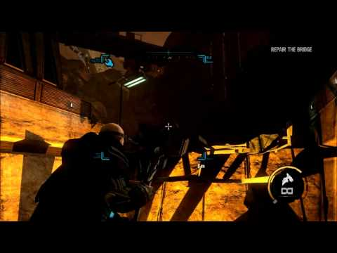 Red faction armageddon dx11 max settings gameplay