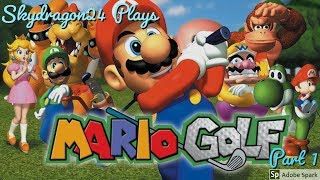 Mario Golf Get Character Ep 1