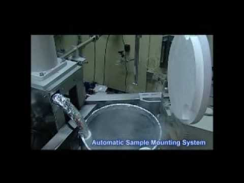 NRPGM Core facilities introduction  - D4The Synchrotron Radiation Protein Crystallography Facil