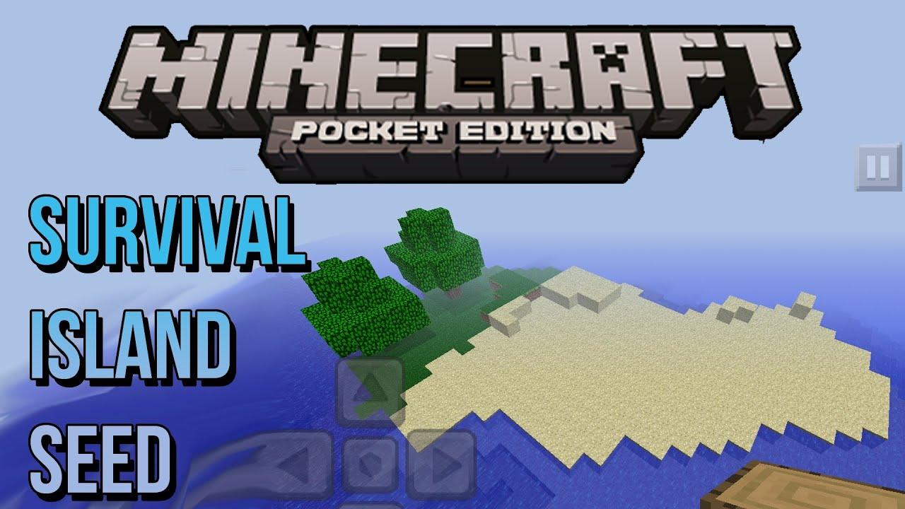 Best Survival Island Seed Minecraft Pe