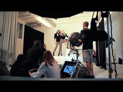 Making-of Marc Cain Spring/Summer Campaign 2011