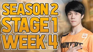 Seven Second Summary: Overwatch League Stage 1 Week 4 (2019)
