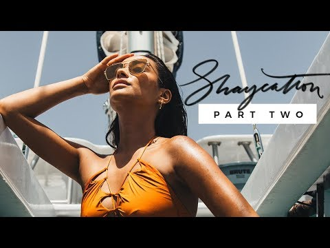 The 'Royal' Shaycation - Part 2 : Family Feud | Shay Mitchell