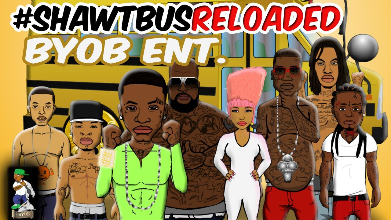 Shawt Bus Reloaded ™ video by @MikeRobBYOB of @BYOBent # ...