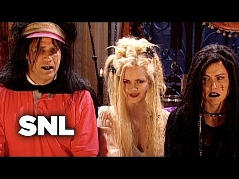 Goth Talk: Christina Ricci - Saturday Night Live