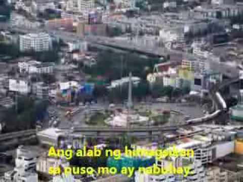Mabuhay Ka Caloocan minus1 with lyrics v.1std