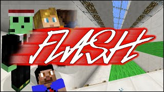 GOTTA GO FAST! REAL FAST! (Flash Parkour w/Lachlan, Vikk and Rob)