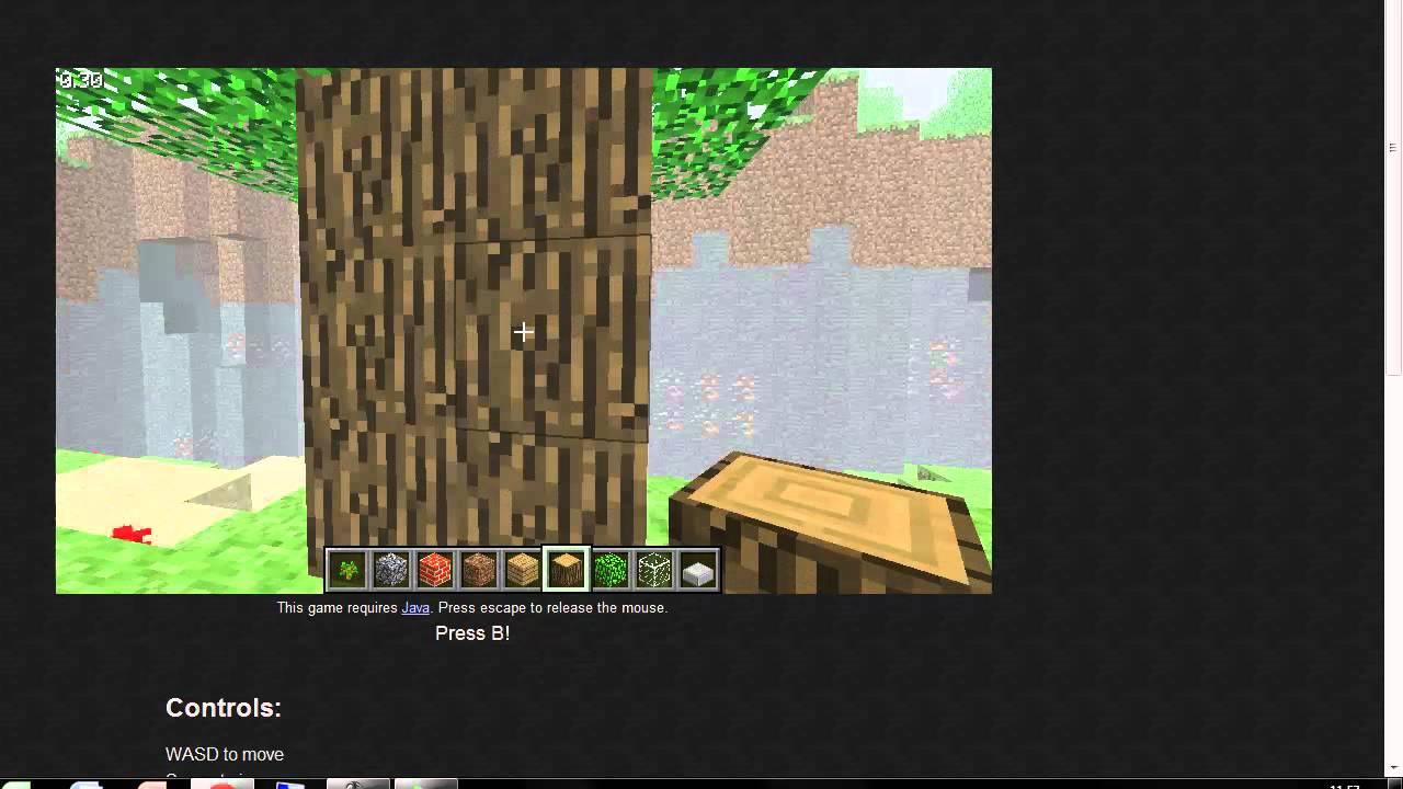 minecraft spielen ohne runterladen