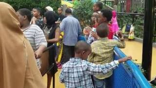 SOMALI CHILDREN  ARE   TAKING OVER  MALL OF AMERICA