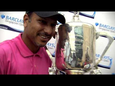 Asian Tour Golf Player Feature - Jeev Milkha Singh