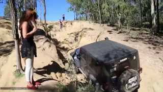 20+ Jeeps fun offroading in Landcruiser Mountain Park