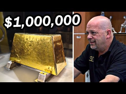 15 Most Expensive Buys On Pawn Stars