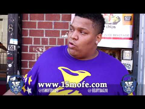 Sammy Wild 100's Talks RBE Lift His Soul, Improving Every Battle, Chicago Stages