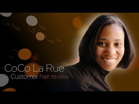 Nia Long Hair Style Full Sew In Weave Hair Review video