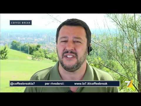 Matteo Salvini su Giorgio Napolitano: 'Ma quale xenofobo? Io adoro le diversità!'