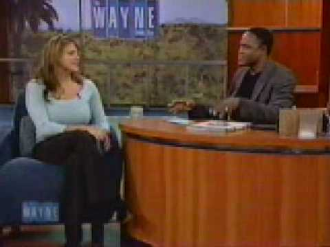 Stephanie McMahon On The Wayne Brady Show Video