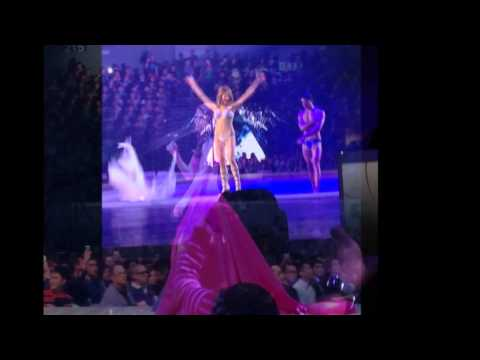 Marian Rivera in  Bench Naked Truth Fashion Show