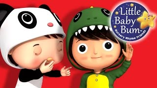 Wind the Bobbin Up | Nursery Rhymes by LittleBabyBum!