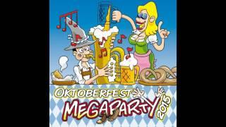 Oktoberfest Megaparty 2015  - Das Ganze Album!
