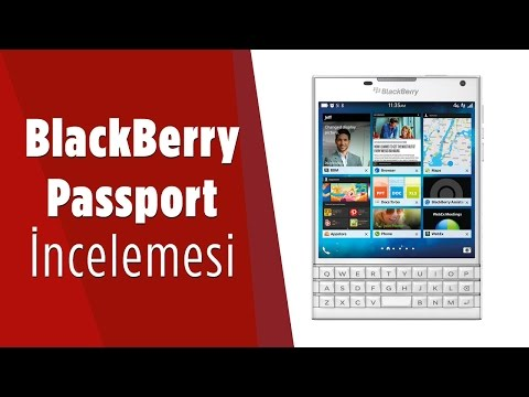 BlackBerry Passport İncelemesi