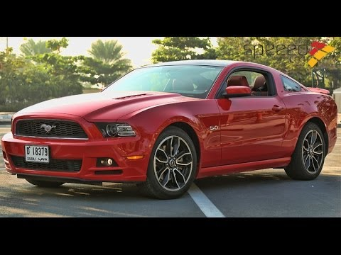 Ford Mustang GT 2014 فورد موستنج جي تي - YouTube
