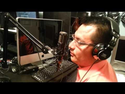 UNA ENTREVISTA DE LUISITO GUAMAN EN TU CORAZÓN EN LA RADIO ACTIVA NEWYORK