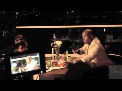 Tyrese  Nothing On You  ( Behind The Scenes) video