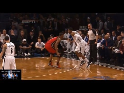 Joe Johnson Nets Offense Highlights 2012/2013