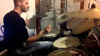 Drum Cover: Brian Adams - Run To You - Mauro Lopez