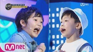 [WE KID] Ha Rang& Yi Ahn, 'Blue World' with Rap EP.07 20160331