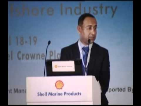 'Post Recession Outlook of Energy & Marine Insurance Industry'.    Part - 1